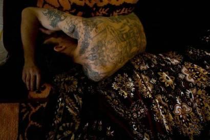 Gambar Tatto Geng Kriminal Rusia
