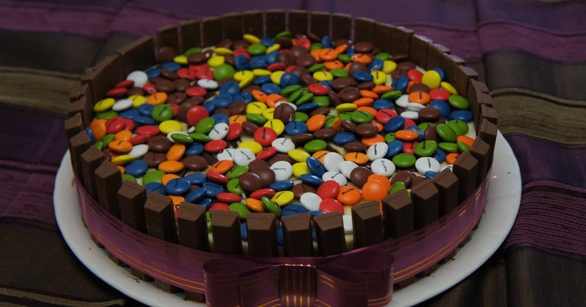 Tarta Tres Chocolates Decorada