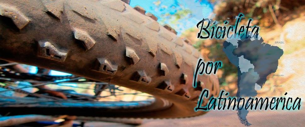 bicicleta por latinoamerica