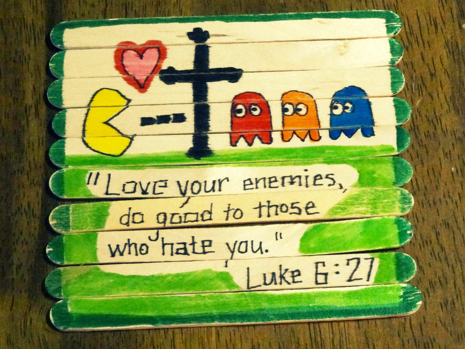 Activities About Loving Your Enemies For Kids