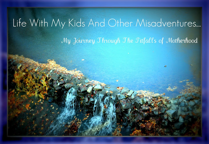 Life With My Kids and Other Misadventures