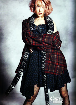 Sun Mi - Harper's Bazaar Magazine October Issue 2013