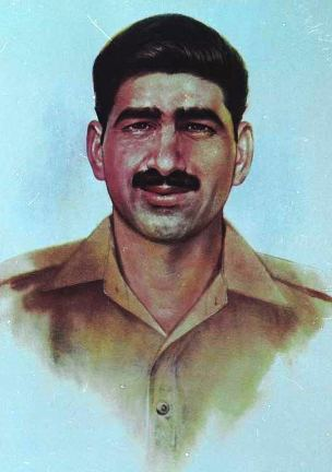 Sawar Mohammad Hussain Shaheed