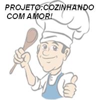 Projeto:Cozinhando Com Amor.