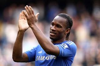 Didier Drogba (Shanghai Shenhua FC/Ivory Coast)