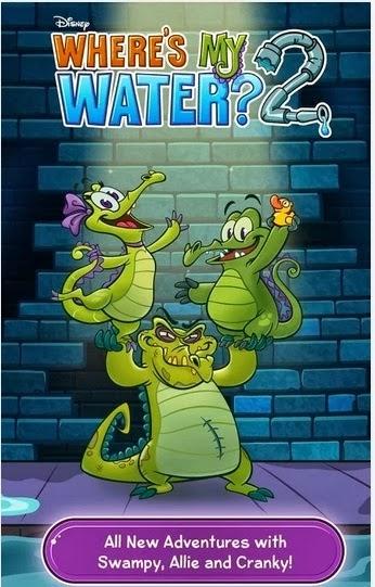 Крокодильчик Свомпи 2 - Продолжение приключения крокодильчика Свомпи на ваш