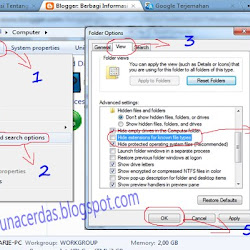 cara membuka file rar tanpa aplikasi