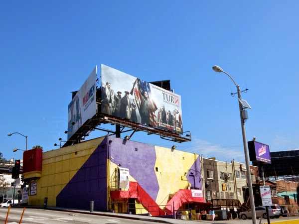 Turn season 2 billboard