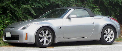AUTO DEPORTIVO NISSAN 350Z CARRO VERSION ROADSTER