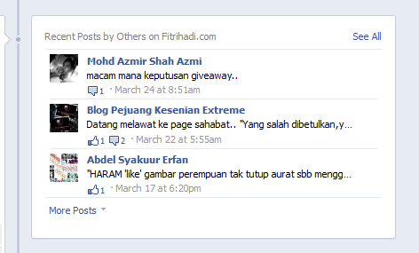 mention facebook timeline