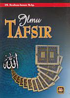 toko buku rahma: buku ilmu tafsir, pengarang dr, rosihon anwar, m.ag, penerbit pustaka setia