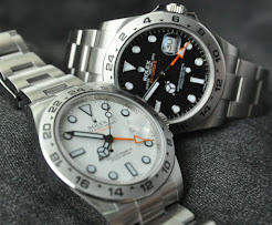 Unworn Rolex Explorer2 216570 . 5years warranty