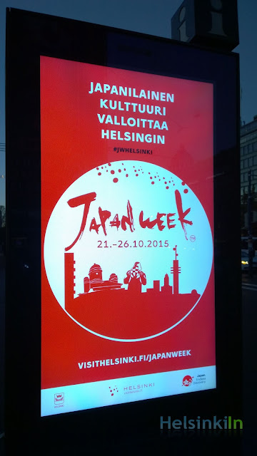 Japan Week in Helsinki