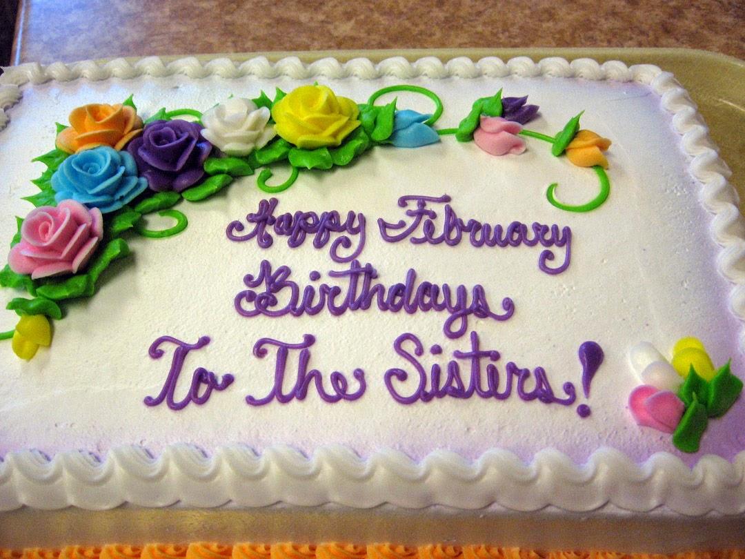 February Birthday Cakes Happy Birthday Pictures February 2015