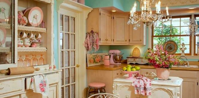 stylish vintage kitchen decor, vintage furniture and accessories, vintage homes