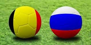 Bélgica 1 - 0 Rusia. Grupo H