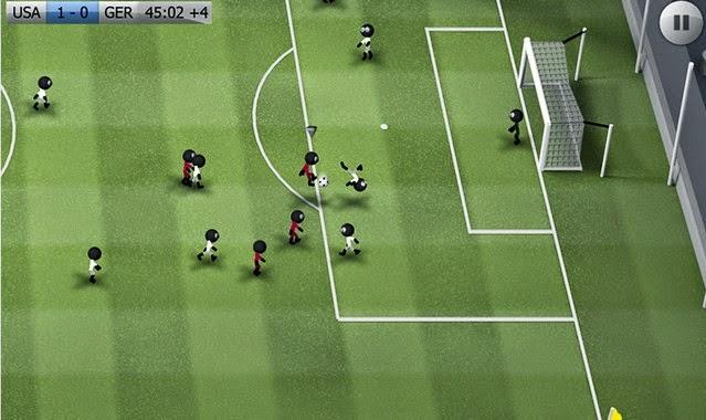 Stickman Soccer full apk
