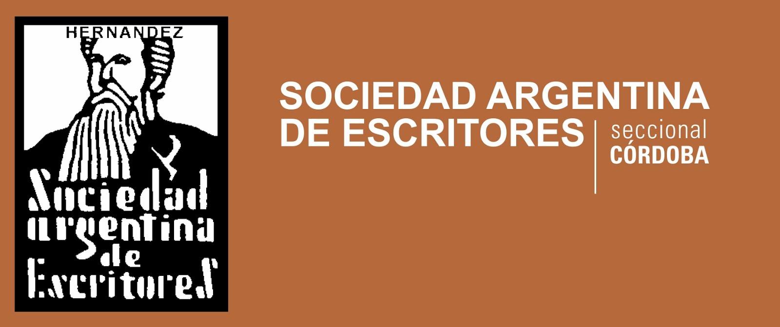 Sociedad Argentina de Escritores - CÓRDOBA