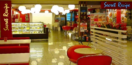 Secret Recipe Shangri-La Mall