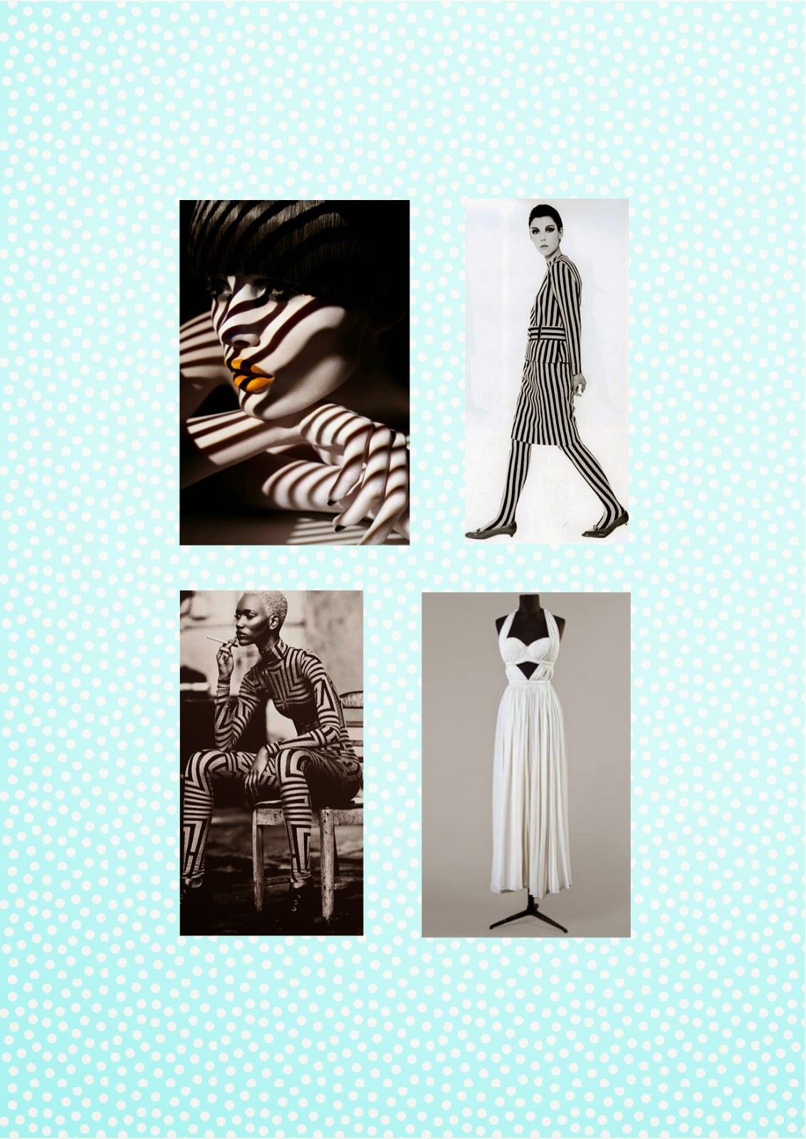 inspirations rayures Céline Sew