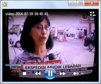 [ Video ] Info Mudik Tahun 2014 Jalur Pantura