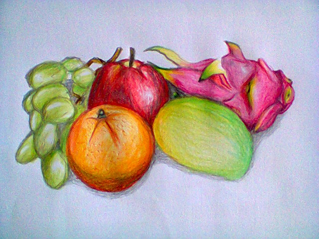 Buah karya design gambar buah