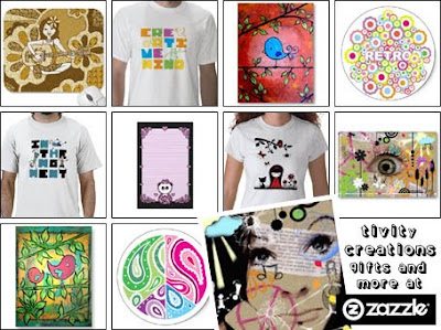 Tivity Creations at Zazzle