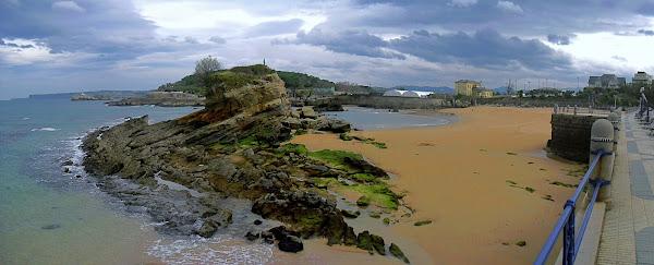 Bienvenidos al nuevo foro de apoyo a Noe #295 / 05.11.15 ~ 14.11.15 - Página 2 Playa+del+Camello+en+Santander