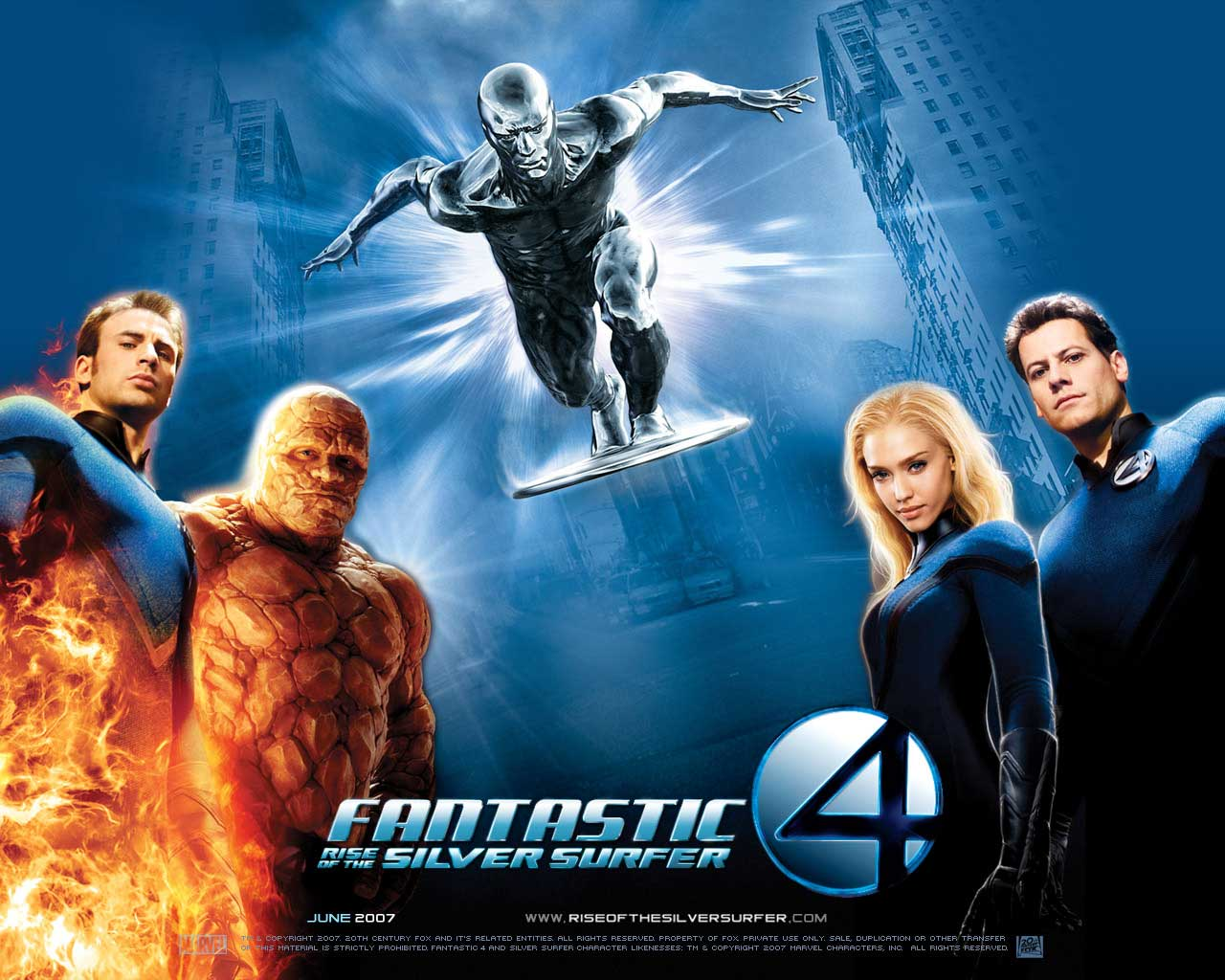 Fantastic Four Ii Rise Of The Silver Surfer Tamil Dubbed 123