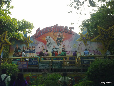 Queens Land Amusement Park Chennai
