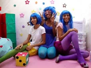 Meninas Azul Estrel@r