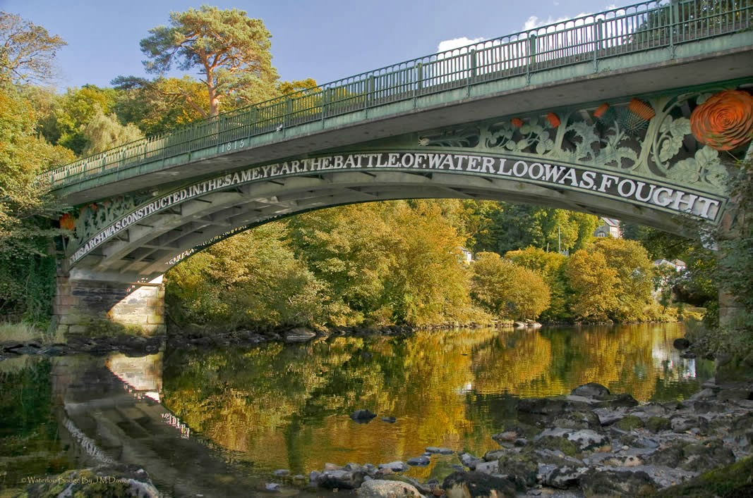Waterloo Bridge in Betws Y Coed