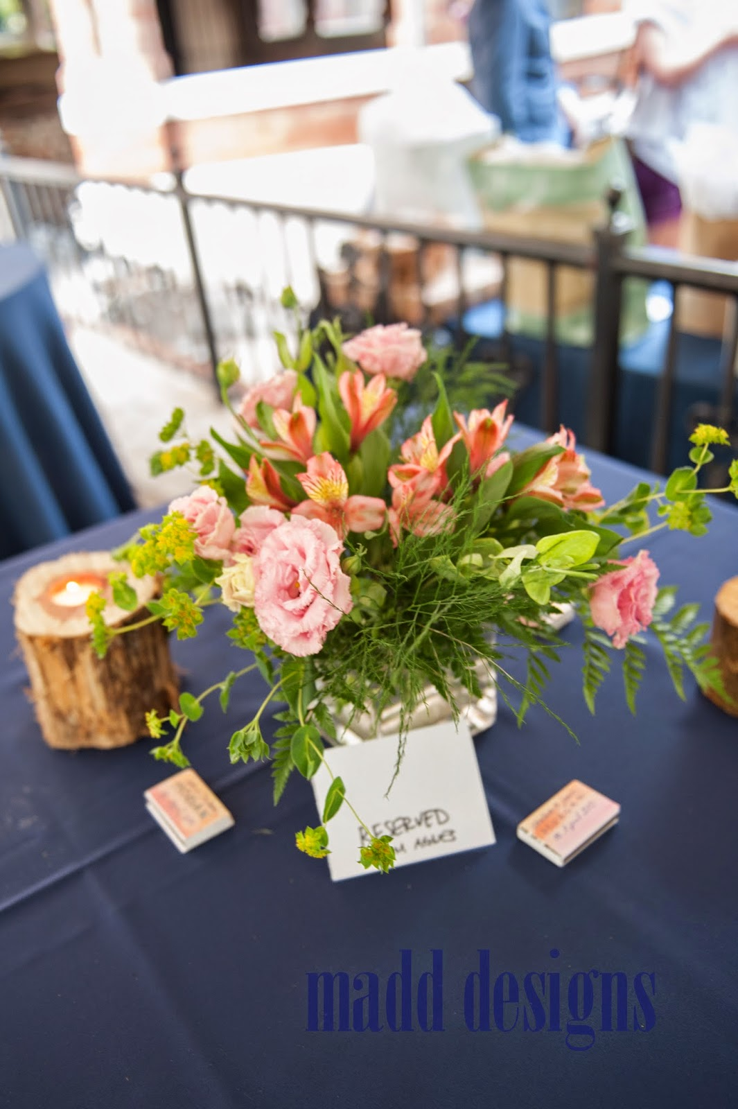 madd designs maddflowers bright spring wedding flowers