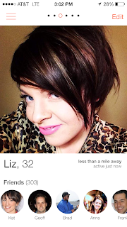 Tinder swiping online dating apps profile
