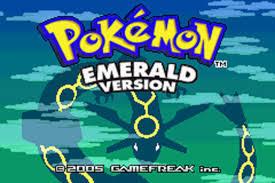 All CodeBreaker Pokemon GBA: CodeBreaker Pokemon Emerald