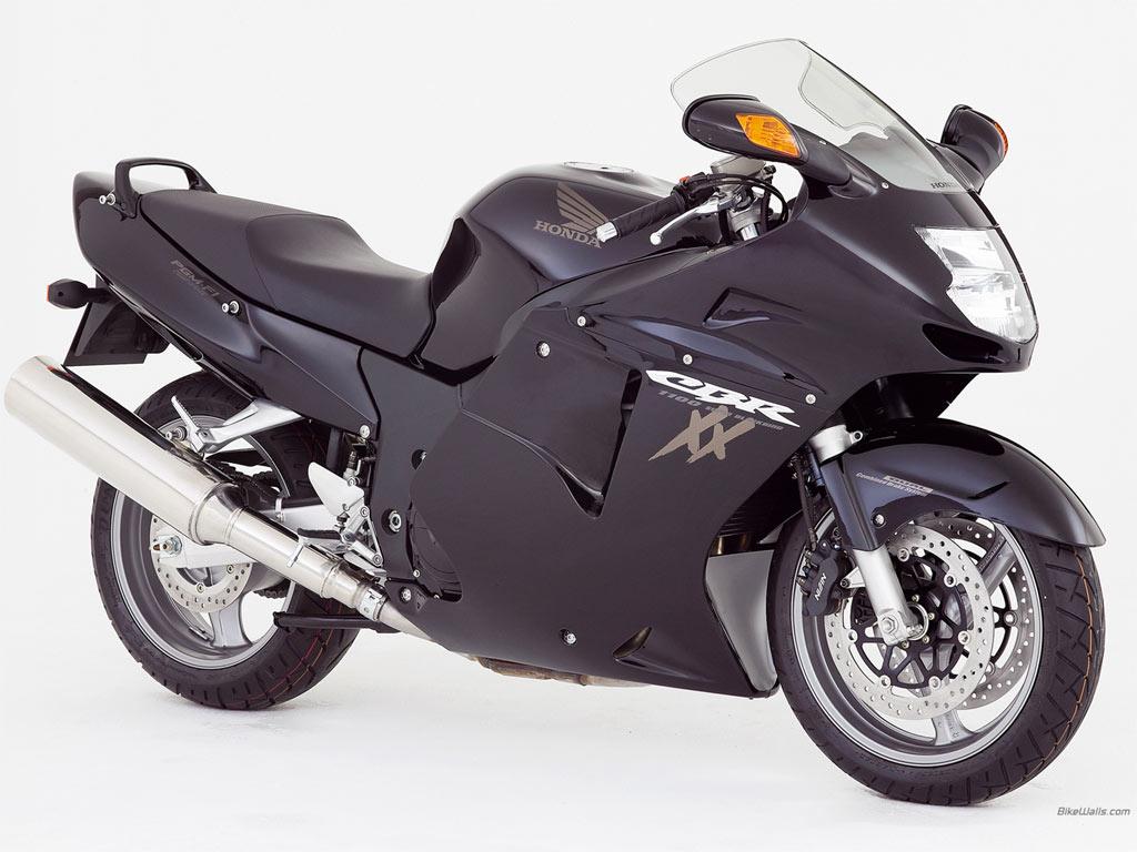 Honda sports bikes