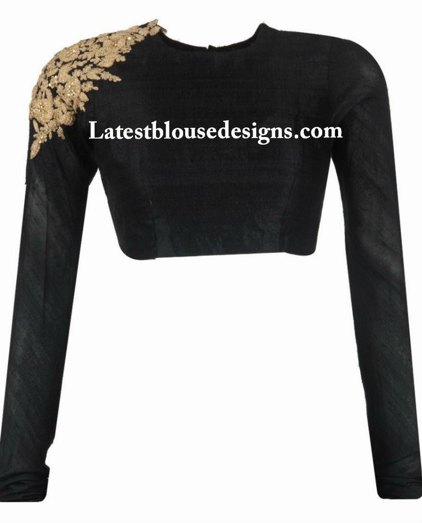full sleeves blouse