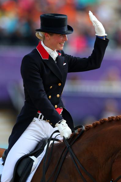 Great Britain Equestrian Fashion♡ London Olympics 2012