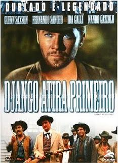 Filme Poster Django Atira Primeiro DVDRip XviD & RMVB Dublado