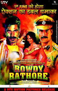 Ver Película Rowdy Rathore Online Gratis (2012)