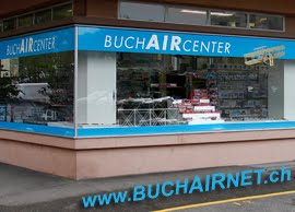 WEF-Jets 2015 - Supported by BuchAir Center Glattbrugg