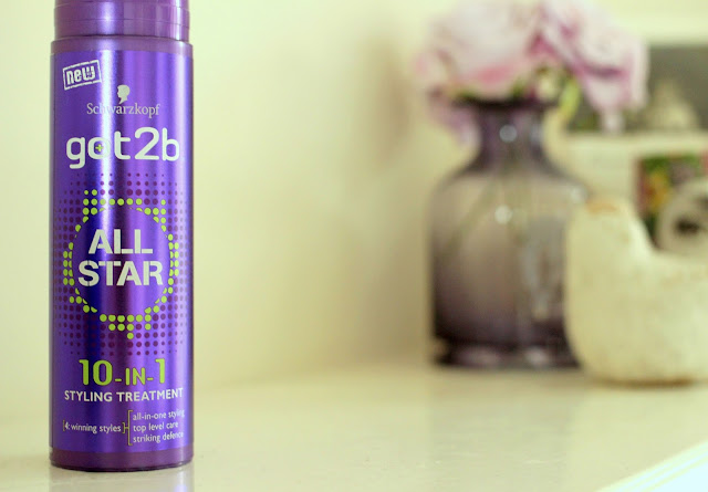 Schwarzkopf got2b All Star 10-in-1 Styling Treatment Review