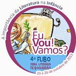 4ª Feira Literária de Boqueirão