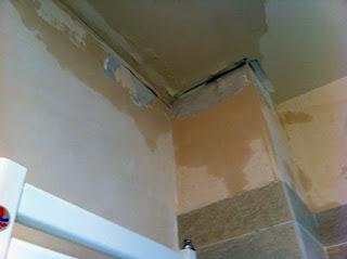 Reparación de goteras y humedade