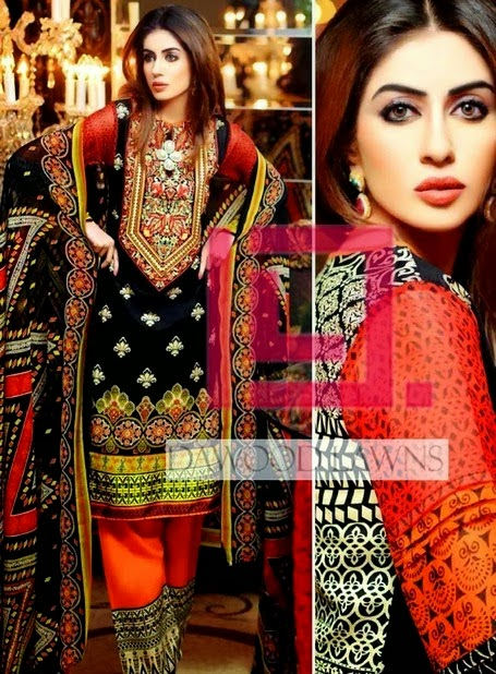 Dawood Liali Summer Spring Lawn Collection