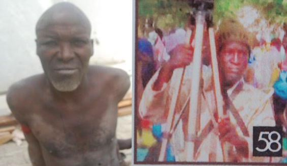 Nigerian Army arrests Boko Haram Chief cameramen