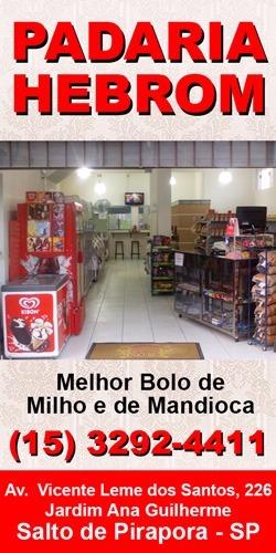 PADARIA EM SALTO DE PIRAPORA
