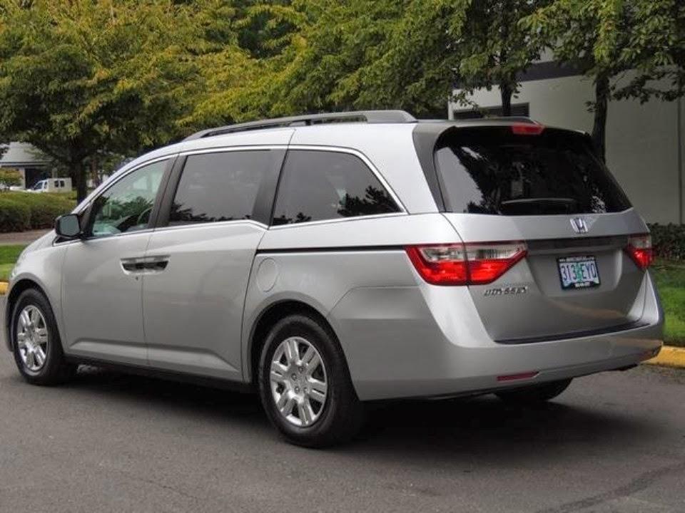 Honda Odyssey Van 2017 Ototrends Net