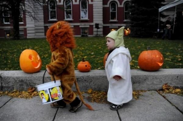 Piccole sarte crescono halloween cosa ne penso io