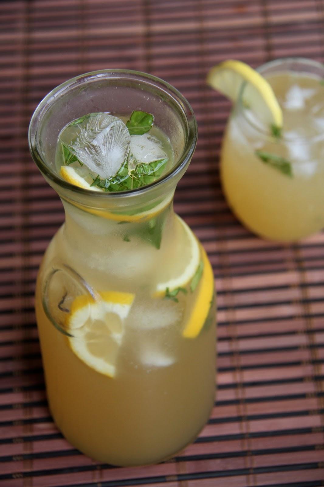 vermontucky lemonade honey basil lemonade basil lemonade ginger basil ...
